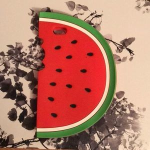 Other - Iphone 6 Watermelon slice case
